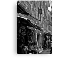 stone town, zanzibar Canvas Print