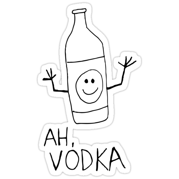 Ah, Vodka by Colin Wright