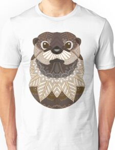 Ornate Otter Unisex T-Shirt
