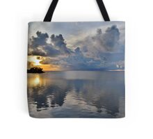 End Of Perfect Day Tote Bag