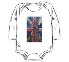 British Icons One Piece - Long Sleeve