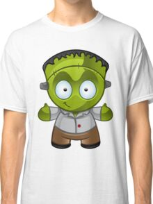 Frankenstein Monster Boy Smiling Classic T-Shirt