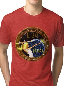 NROL-34 Launch Team Logo Tri-blend T-Shirt