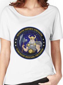 NROL-34  Program Logo Women's Relaxed Fit T-Shirt