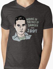 Xander the Great Mens V-Neck T-Shirt