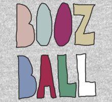 BOOZBALL Kids Tee