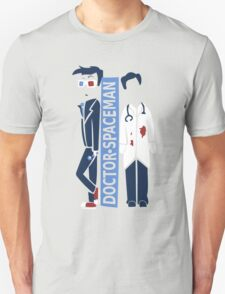 Spacemen (Red, White, and Blue) T-Shirt