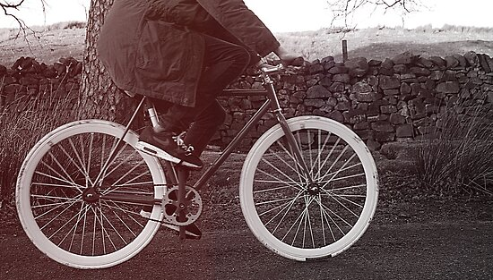 Fixie Bike by TJHarper93