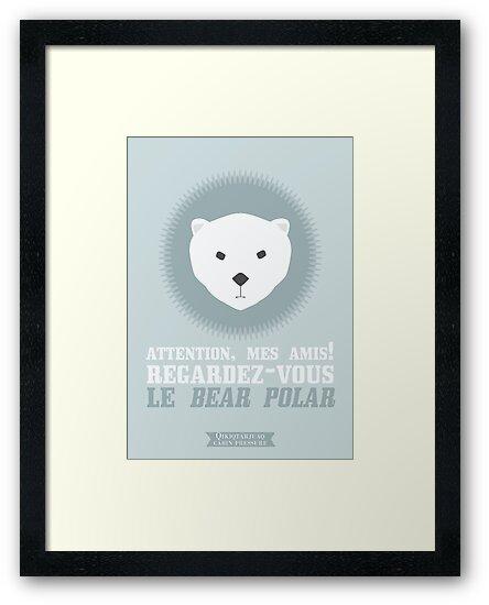 Le Bear Polar by six-fiftyeight