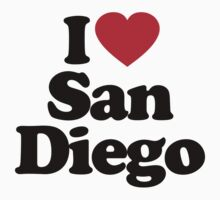 I Love San Diego			 by iheart