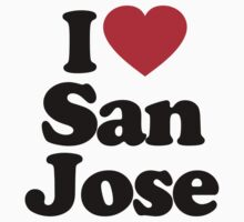 I Love San Jose		 by iheart