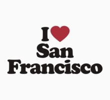 I Love San Francisco		 by iheart