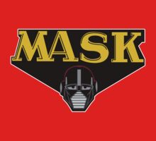Retro Cartoons - M.A.S.K. Logo by metacortex