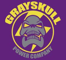 He-man - Grayskull Power Company by metacortex