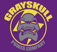 He-man - Grayskull Power Company by metacortex
