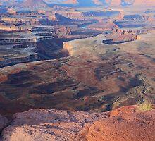 Green River Overlook by William C. Gladish, World Design