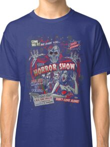Spook Show Horror movie Monsters  Classic T-Shirt