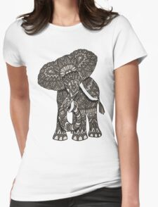 2015 Elephant Womens Fitted T-Shirt