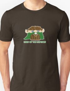 LORD OF THE CUPCAKE parody T-Shirt