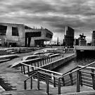 Pier Head, Liverpool by Paul Reay
