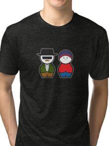 Breaking Baddies Tri-blend T-Shirt