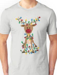 Adorable Reindeer Unisex T-Shirt
