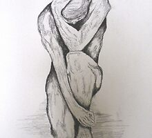 Nude Male by JohnBiondo