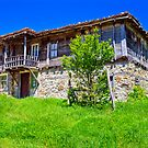 old historic house in Strandjha by plamenx