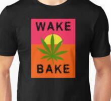 Wake & Bake Marijuana Unisex T-Shirt