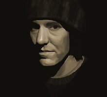 Elliott Smith by OffOn