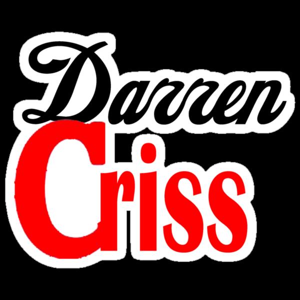 Darren Criss Diet Coke Design by rachick123
