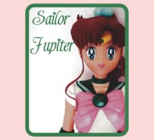 I am Sailor Jupiter by bunnyparadise