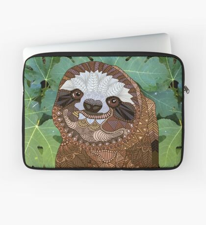 Sloth Laptop Sleeve
