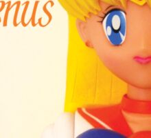 I am Sailor Venus Sticker