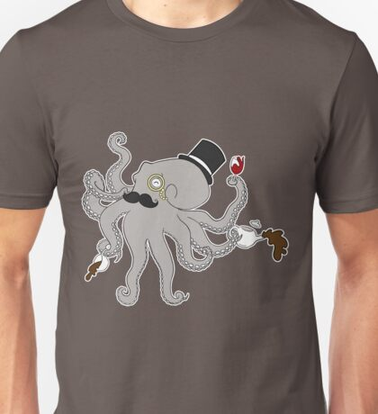 Squidworth the Third T-Shirt