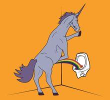 Unicorns Piss Rainbows? by MrKroli