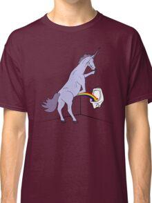 Unicorns Piss Rainbows? Classic T-Shirt