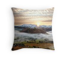 ullswater inversion Throw Pillow