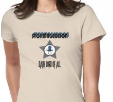 Stormageddon - Dark Lord Of All Womens Fitted T-Shirt