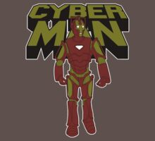 Cyberon Man by MrKroli