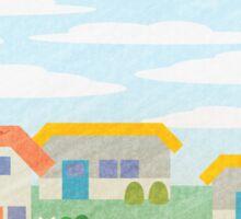 Kanto Towns - Vermillion City Sticker