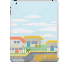 Kanto Towns - Vermillion City iPad Case/Skin