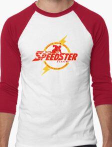 Speedster Academy Men's Baseball ¾ T-Shirt