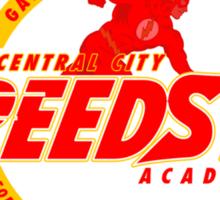 Speedster Academy Sticker