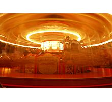 Carter's Carousel  Photographic Print