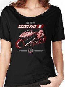 Neo Tokyo Grand Prix Women's Relaxed Fit T-Shirt