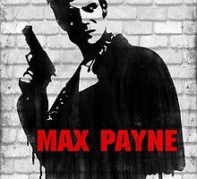 Max Payne by Remus Brailoiu