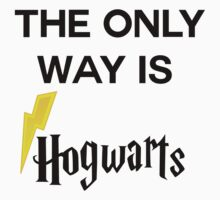 The Only Way Is Hogwarts by justlibbs