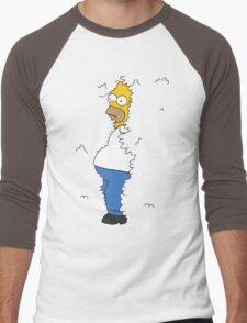 Mr X Men's Baseball ¾ T-Shirt