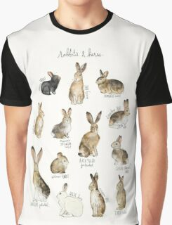Rabbits & Hares Graphic T-Shirt